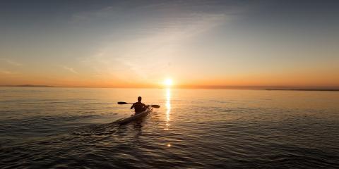 Hawaii's Experts Offer Fishing Kayak Safety Tips , Honolulu, Hawaii