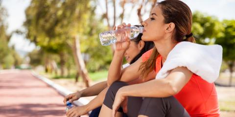 3 Ways Drinking Water Improves Your Fitness Routine, Covington, Kentucky