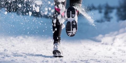 5 Tips to Make Winter Running More Pleasant, Troy, Ohio