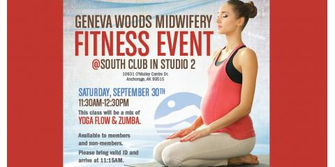 Fitness Event with Geneva Woods Midwifery!, Anchorage, Alaska