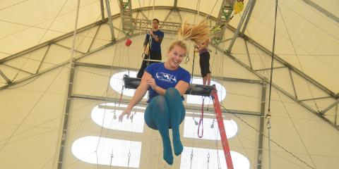 Take Your Fitness Training to Another Level With Trapeze Workouts, Robertsville, New Jersey