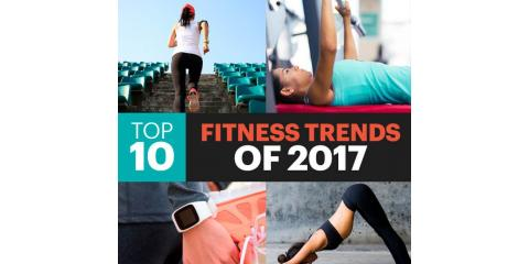 And the #1 Fitness Trend for 2017 is…, North Bethesda, Maryland