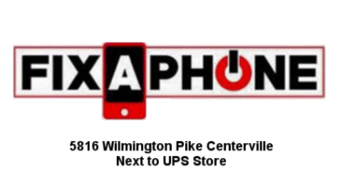 FixAPhone Is Now Open For Business, Centerville, Ohio