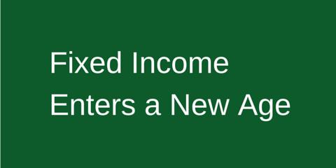Fixed Income Enters a New Age, Estero, Florida