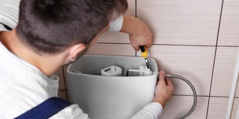4 Signs Your Toilet Needs Repair, Bedford Heights, Ohio