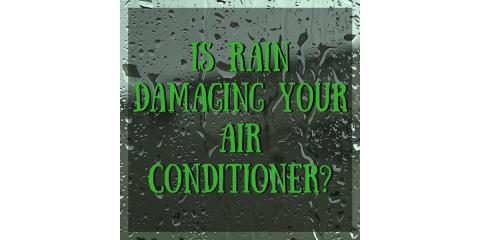 How Does Rain Impact Your AC Unit??  Click here to learn more...., Forked River, New Jersey
