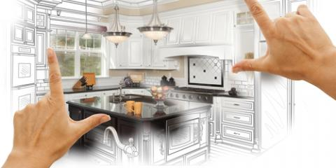 3 Simple Tips to Ensure Kitchen Countertops, Floors, & Cabinets Match, Barnesville, Ohio