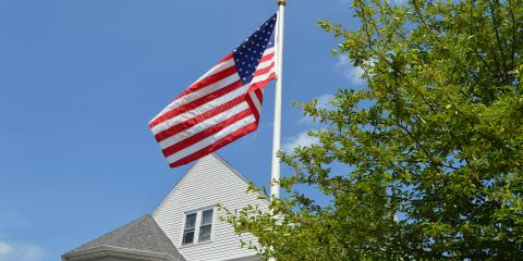 Selecting the Best Place for Your In-Ground Flagpole, Plano, Texas