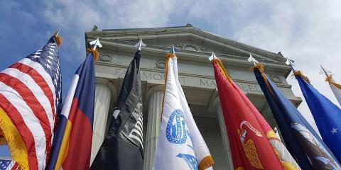 Flag Placement Day, Denver, Colorado