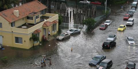 How Flood Damages Are Valued And The Effects Of Multiple Claims, Staten Island, New York
