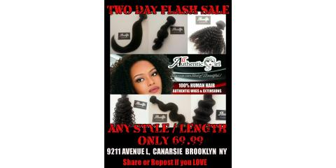 *TWO DAY  ONLY SALE*  Any Bundle $69.99, Brooklyn, New York
