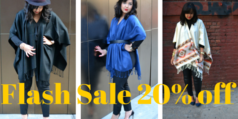 (20% Off Sale) Spring Scarves + Accessories!, Brooklyn, New York