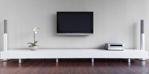 3 Reasons to Hire Pros to Mount Your Flat-Screen TV, Kahului, Hawaii