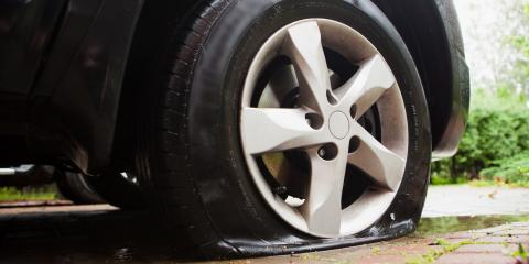 3 Steps to Take When You Get a Flat Tire, Wahiawa, Hawaii
