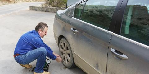 How to Know If a Flat Tire Should Be Repaired or Replaced, Russellville, Arkansas