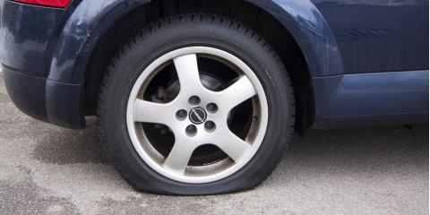 A DIY Flat Tire Repair Lesson From Waipahu's Tire Experts, Ewa, Hawaii