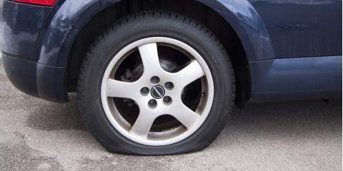 A DIY Flat Tire Repair Lesson From Waipahu's Tire Experts, Ewa, Hawaii