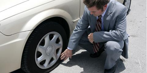 3 Common Causes of Flat Tires & How to Avoid Them, Roanoke, Virginia