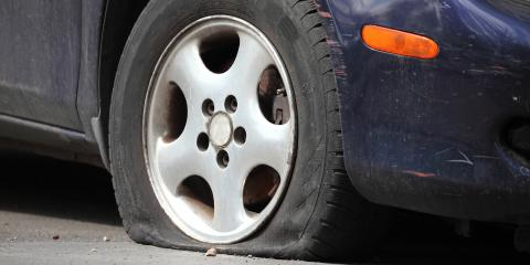 The Do's & Don'ts of Handling a Flat Tire on the Freeway, Russellville, Arkansas