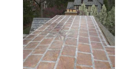 Copper flat lock/Premier Tri State Roofing Inc., Cincinnati, Ohio