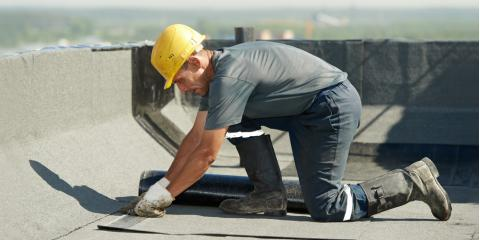 3 Common Types of Flat Roof Damage, Lincoln, Nebraska