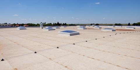 5 Ways Flat Roofs Help Commercial Properties Save Time & Money, Whitefish, Montana