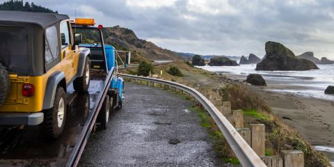 A Flatbed Towing Company Talks About Roadside Assistance, Ewa, Hawaii