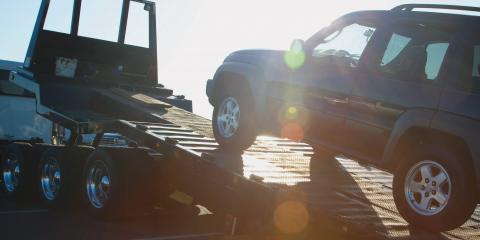 How to Be Prepared When You Need a Tow Truck, West Chester, Ohio