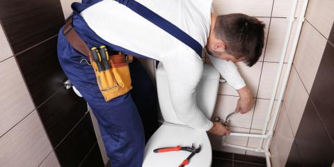 4 Common Causes of Toilet Leaks, Kalispell, Montana