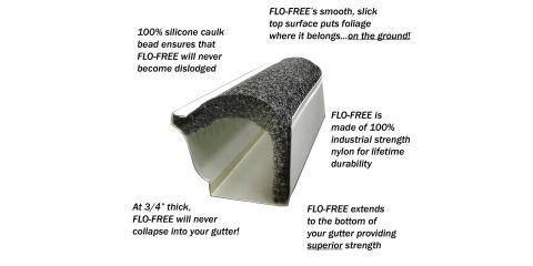 What to Know About Free-Flo for Gutter Protection, Creve Coeur, Missouri