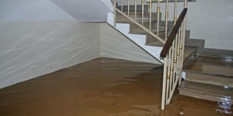 Flood Damage Restoration Experts Explain 5 Causes of Water Damage, New York, New York