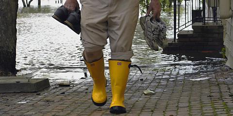 3 Steps for Flood Restoration, Rome, Illinois