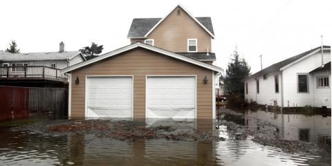 How to Avoid Water Damage After a Flood, Sharonville, Ohio
