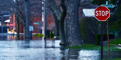 5 Common Causes of Flooded Basements, Vineland, New Jersey