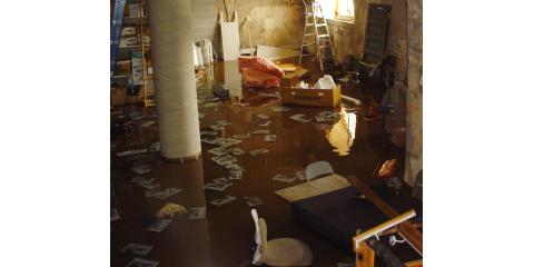 3 Steps to Take When You Have a Flooded Basement, Miami Heights, Ohio