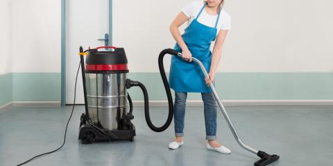 3 Factors That Influence Floor Cleaning Schedules, North Highlands, California
