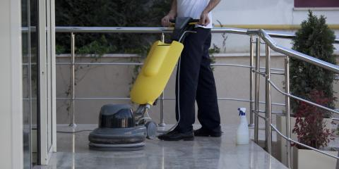 How Floor Machines Can Benefit Your Business, Honolulu, Hawaii