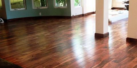 5 Signs You Should Refinish Your Hardwood Floor, Honolulu, Hawaii