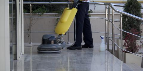 3 Reasons Floor Waxing Is Essential for Every Business, Austin, Texas