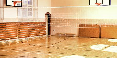 A Guide to Caring for a Gym's Wood Floors, Winston, North Carolina