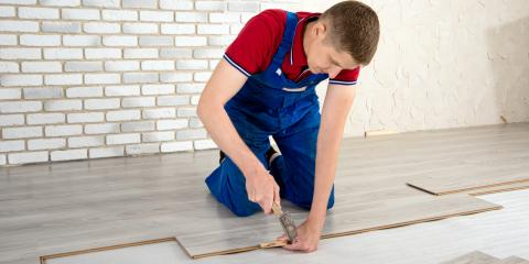 What to Expect When Your Flooring Is Being Installed, Lihue, Hawaii