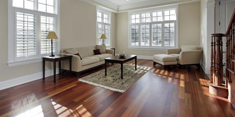 Carpet vs. Hardwood Flooring, Nunda, New York