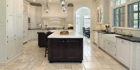 The Top 3 Materials for Kitchen Flooring, Honolulu, Hawaii