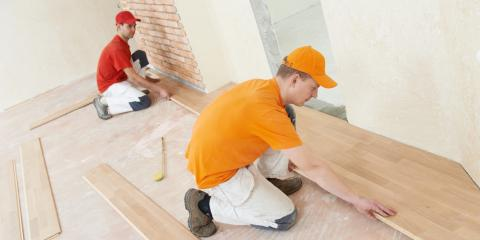 3 Reasons to Hire a Flooring Installation Contractor, West Chester, Ohio