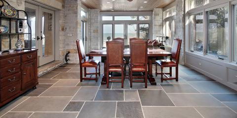 Pros & Cons ofNatural Stone Tile Flooring, North Whidbey Island, Washington