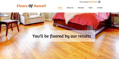 How to Choose the Right Flooring for Your Home or Business, Honolulu, Hawaii