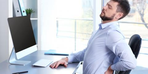 3 Tips for Dealing With Office-Related Back Pain, Florence, Kentucky