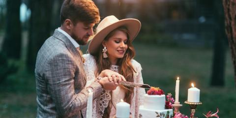 5 Tips for Selecting a Wedding Cake, Flemingsburg, Kentucky