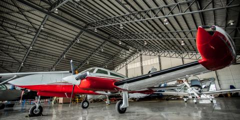 4 Reasons Metal Buildings Make Great Airplane Hangars, Floresville, Texas