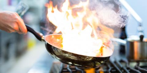 FAQ About Restaurant Fires, St. Augustine, Florida